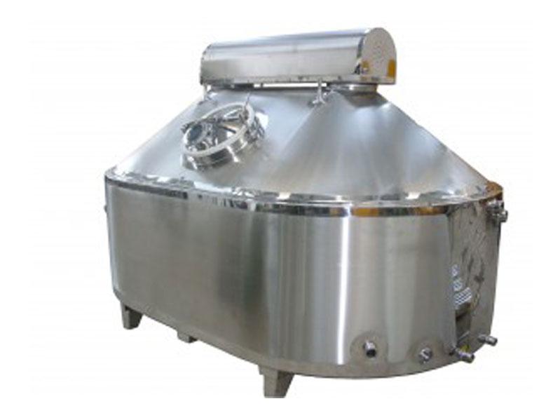 Tanque Automático para a Fabricação de Queijo - Queijomatic