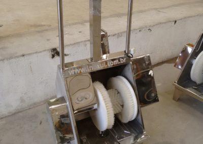 Lava Botas com 1 Escova